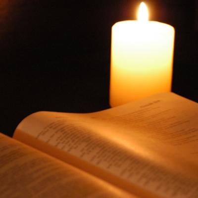 bibbia-candela
