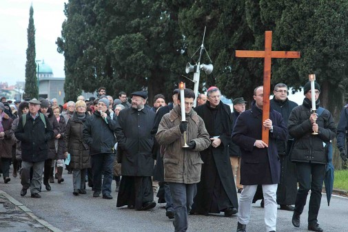 Pellegrinaggio mensile mariano